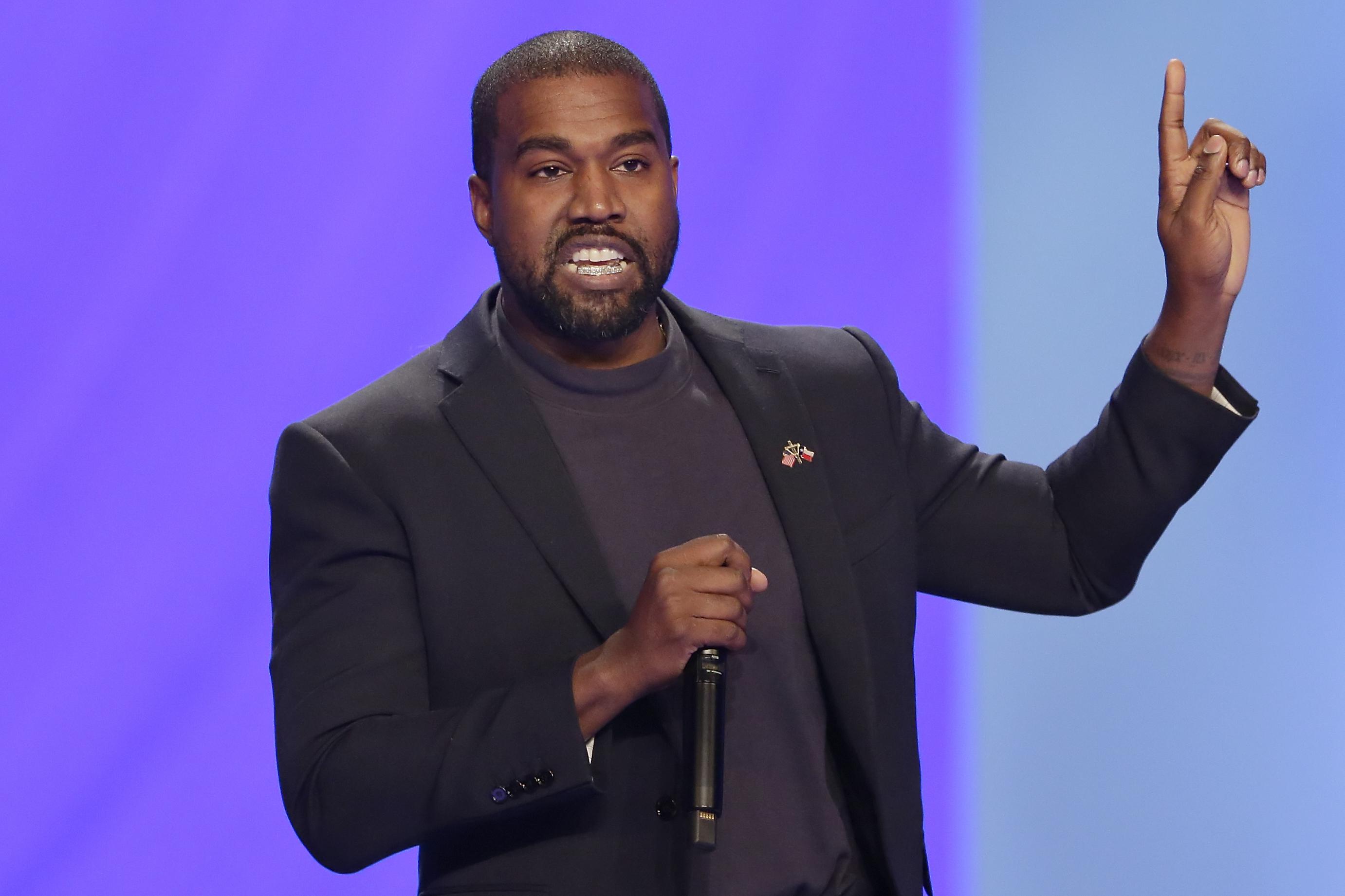 Un representante de Kanye West afirma que el rapero abandona la carrera  presidencial de EE UU   Gente   EL PAÍS