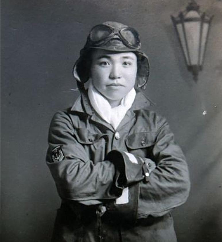 Ryozo Kotoge, miembro de las Fuerzas Imperiales japonesas.