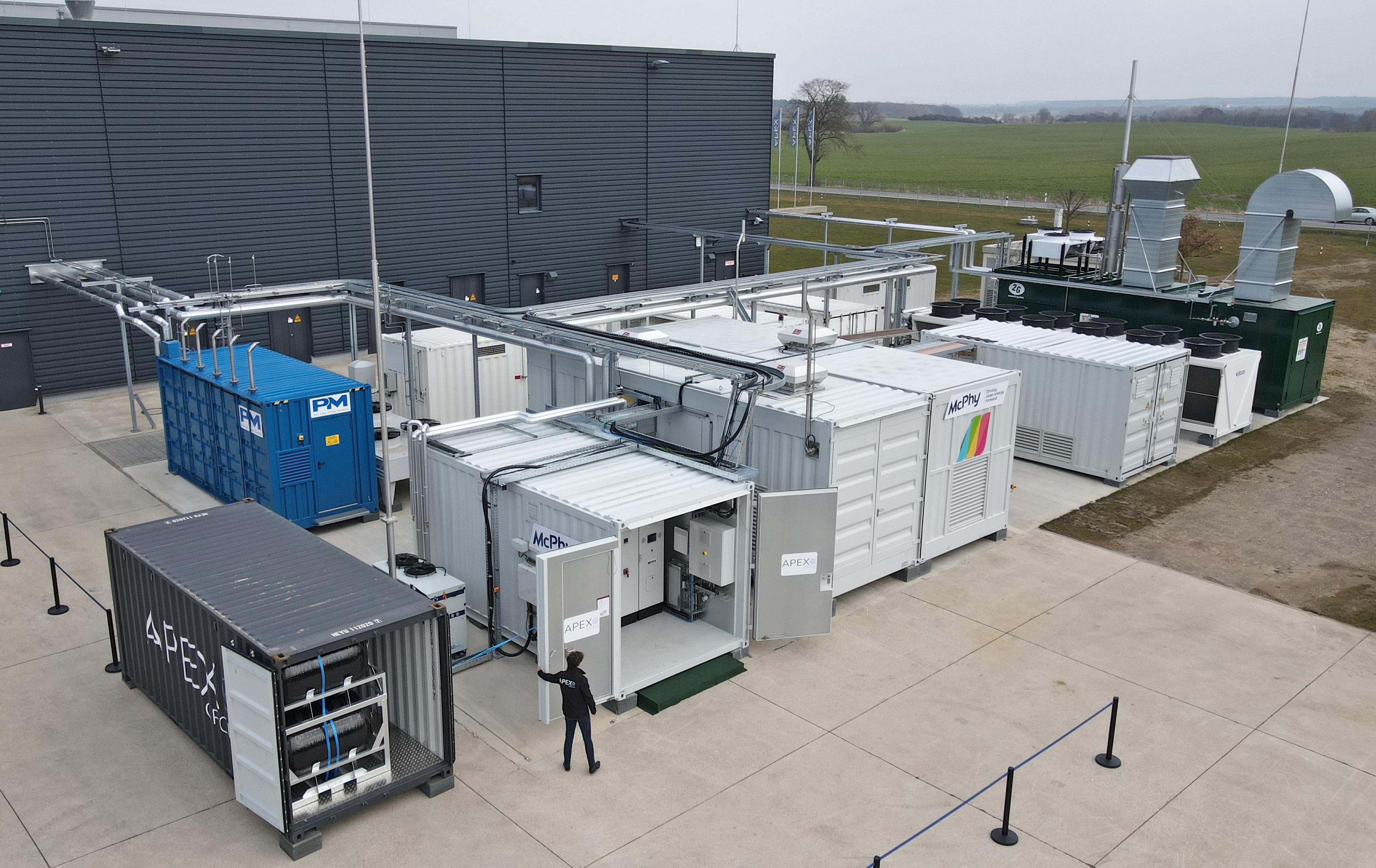 Los planes de recuperación desatan la carrera por el hidrógeno en la UE