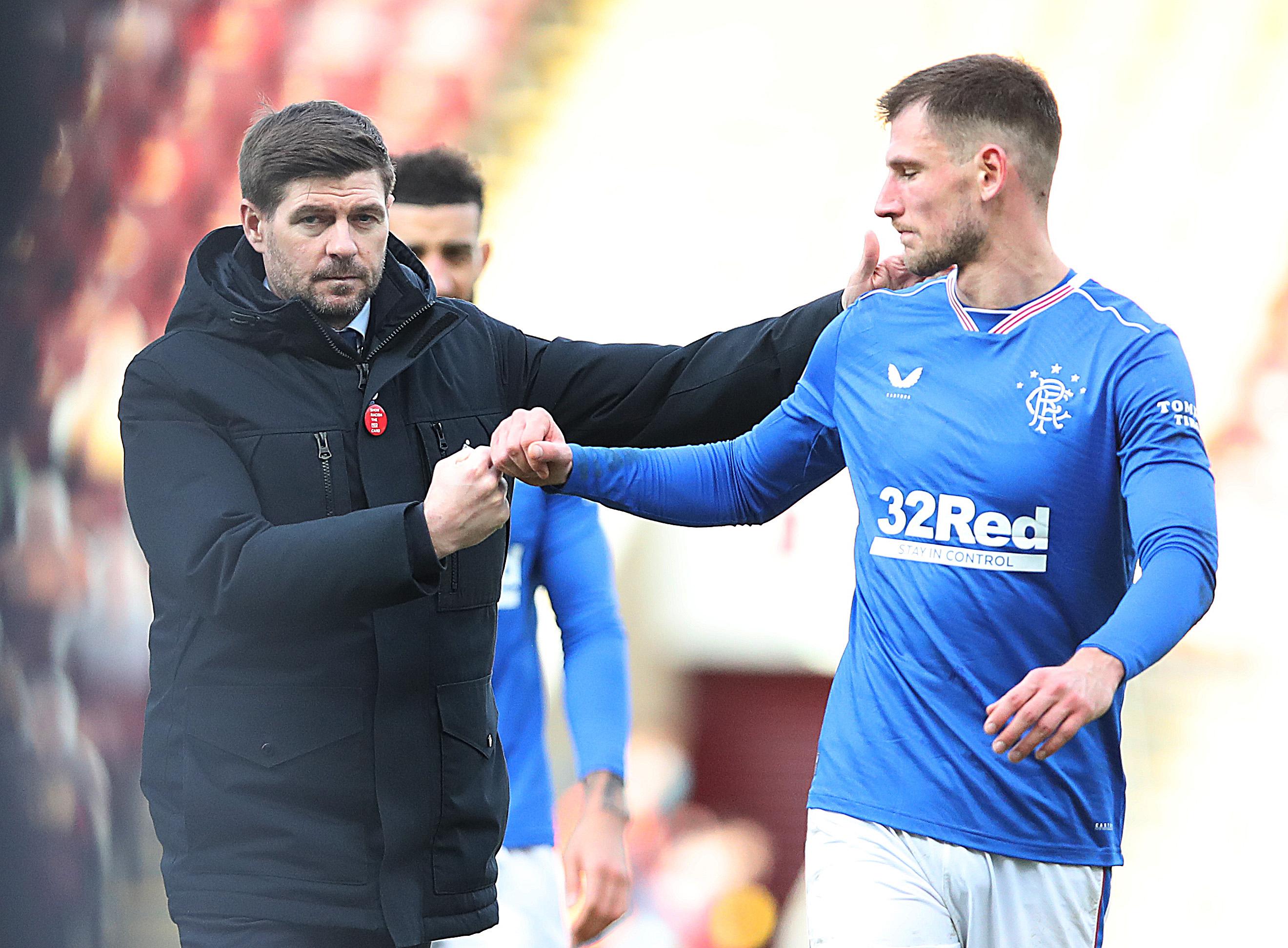 Gerrard catapulta al renacido Rangers