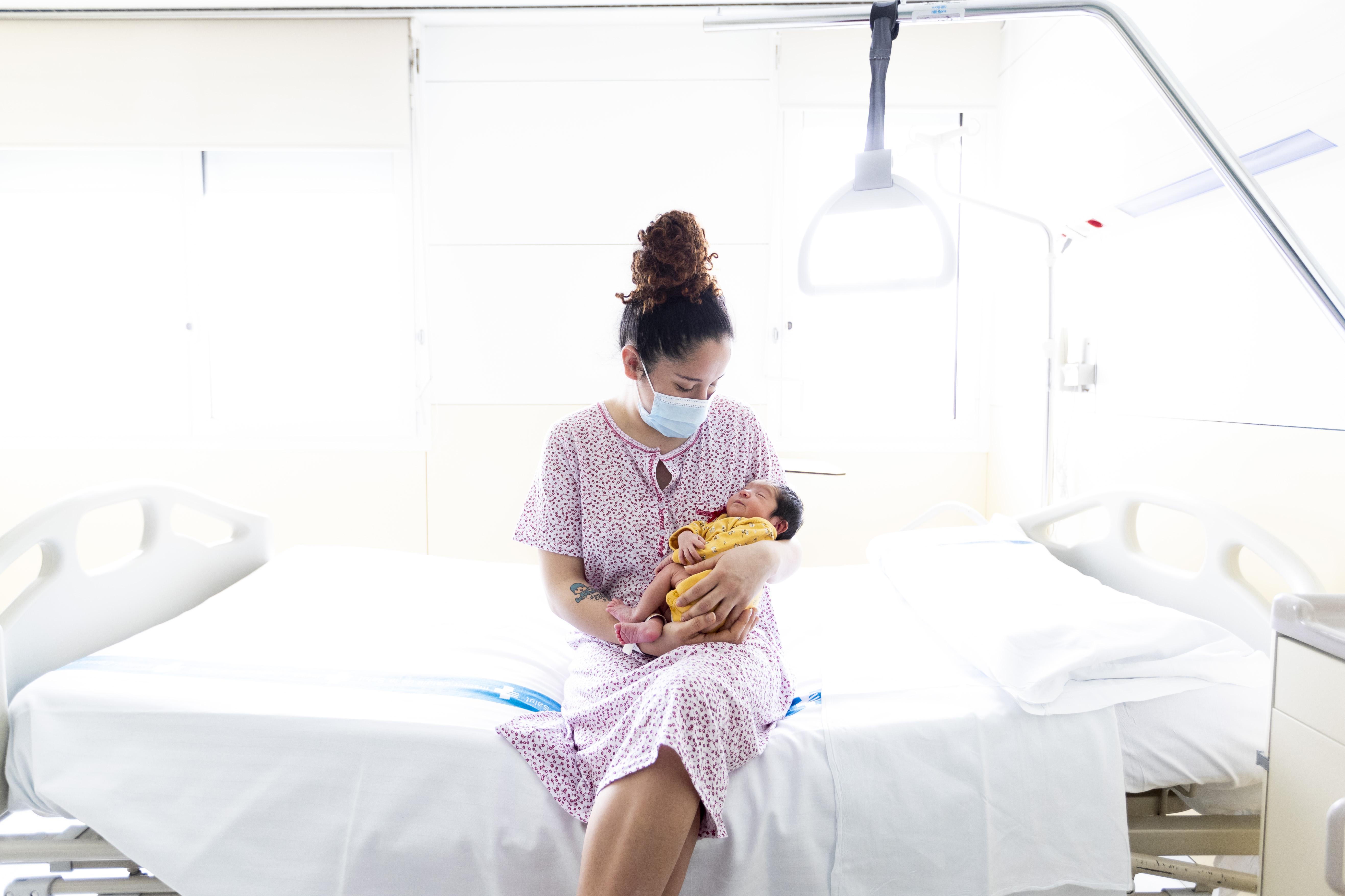 La natalidad se desploma en España por el confinamiento