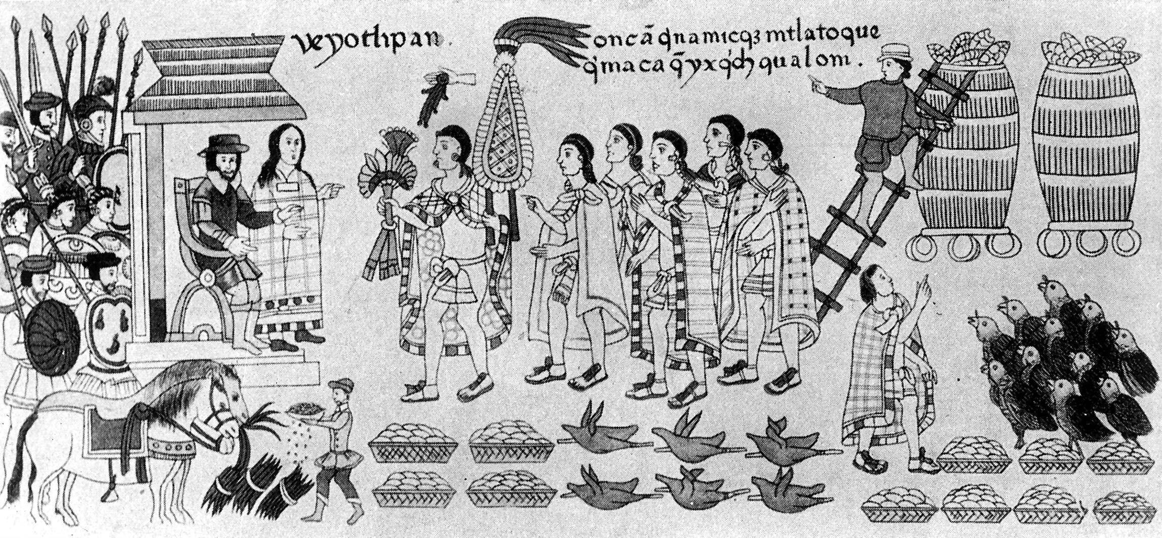 """Tëkëëk. Los 500 años de la caída de Tenochtitlan y los """"indios conquistadores"""""""