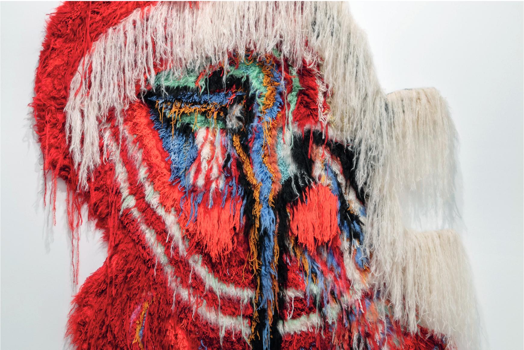 Ni blando ni doméstico: cómo el arte de tejer se ha utilizado para hacer la revolución