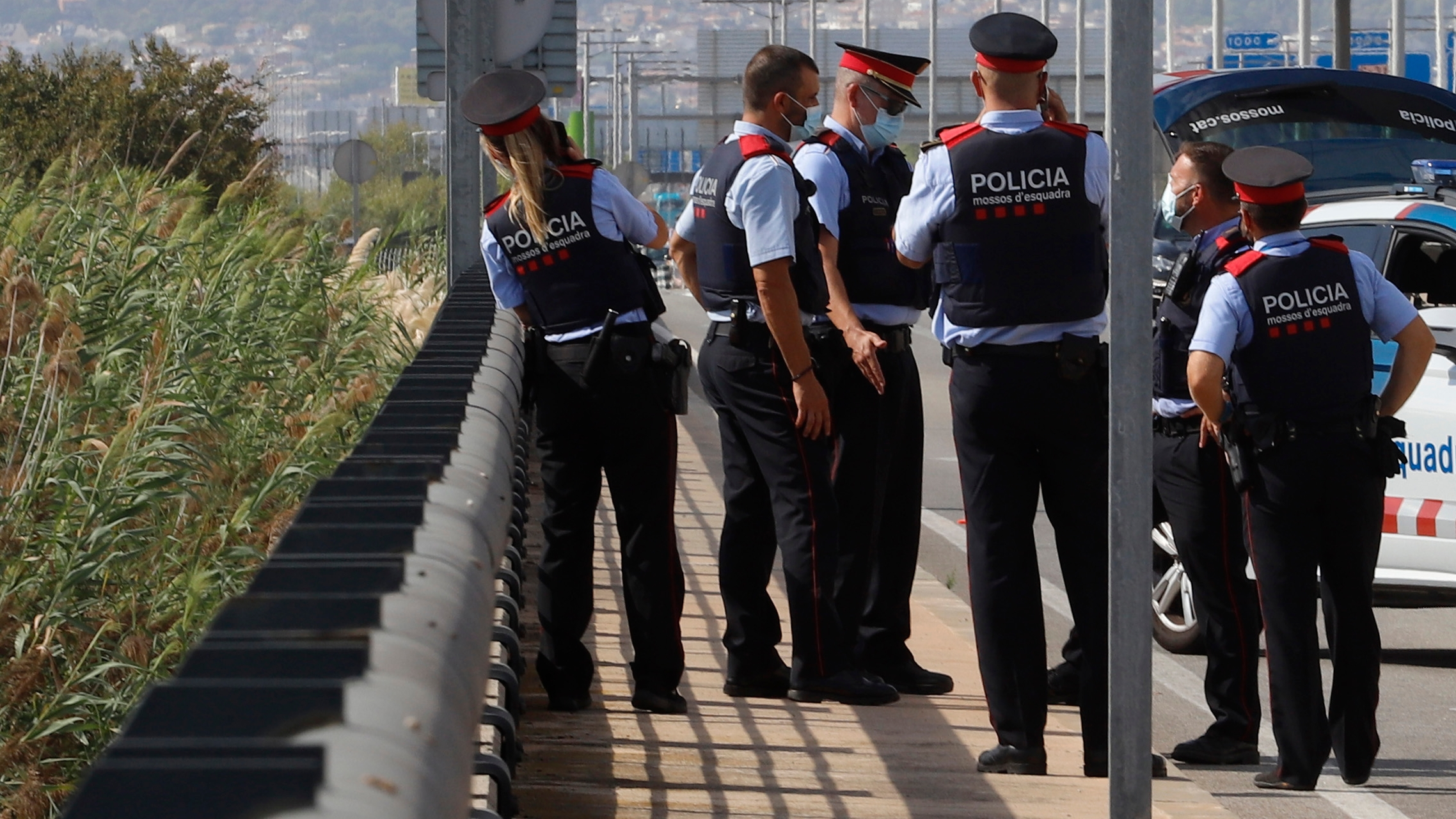 El hombre que mató a su hijo en un hotel de Barcelona se suicidó a las pocas horas