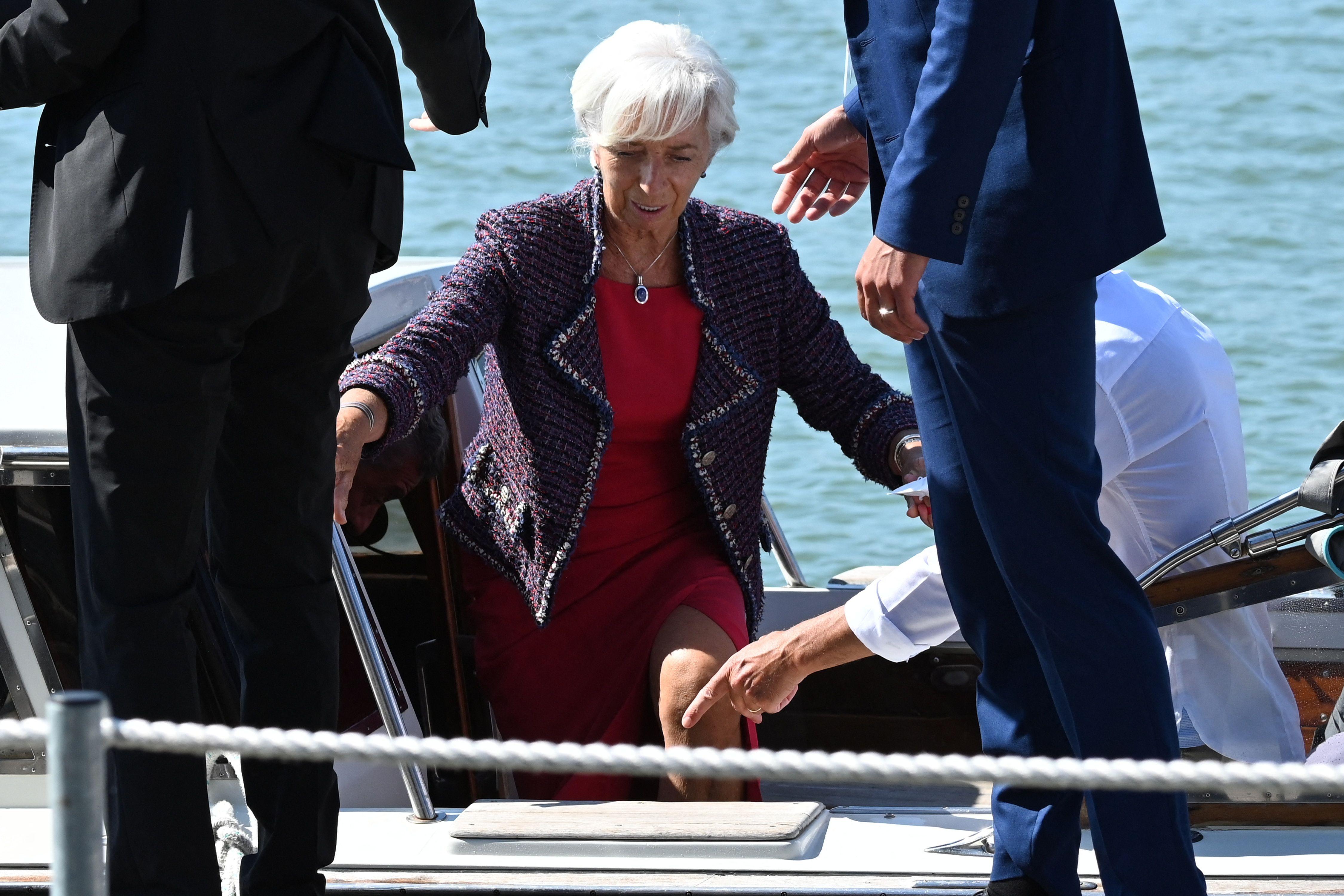 La revolución climática de Christine Lagarde en el BCE