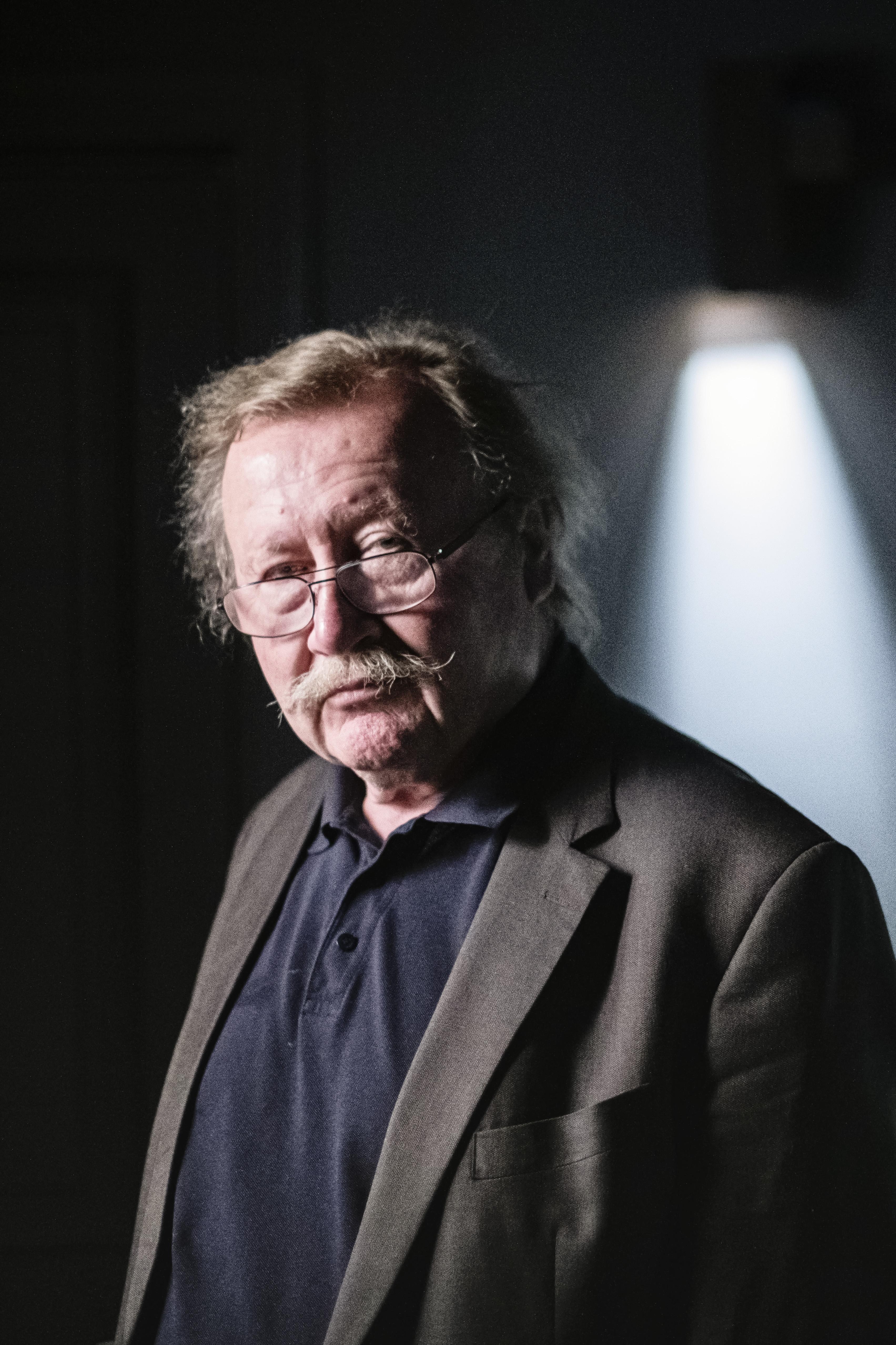 Peter Sloterdijk en una imagen de 2019