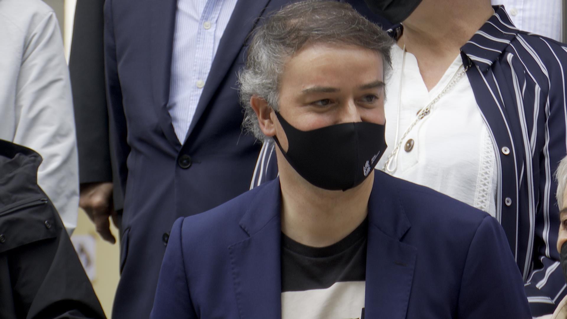 """Iván Redondo asegura que no va a volver a política """"en este momento"""", aunque está """"al servicio del presidente"""""""