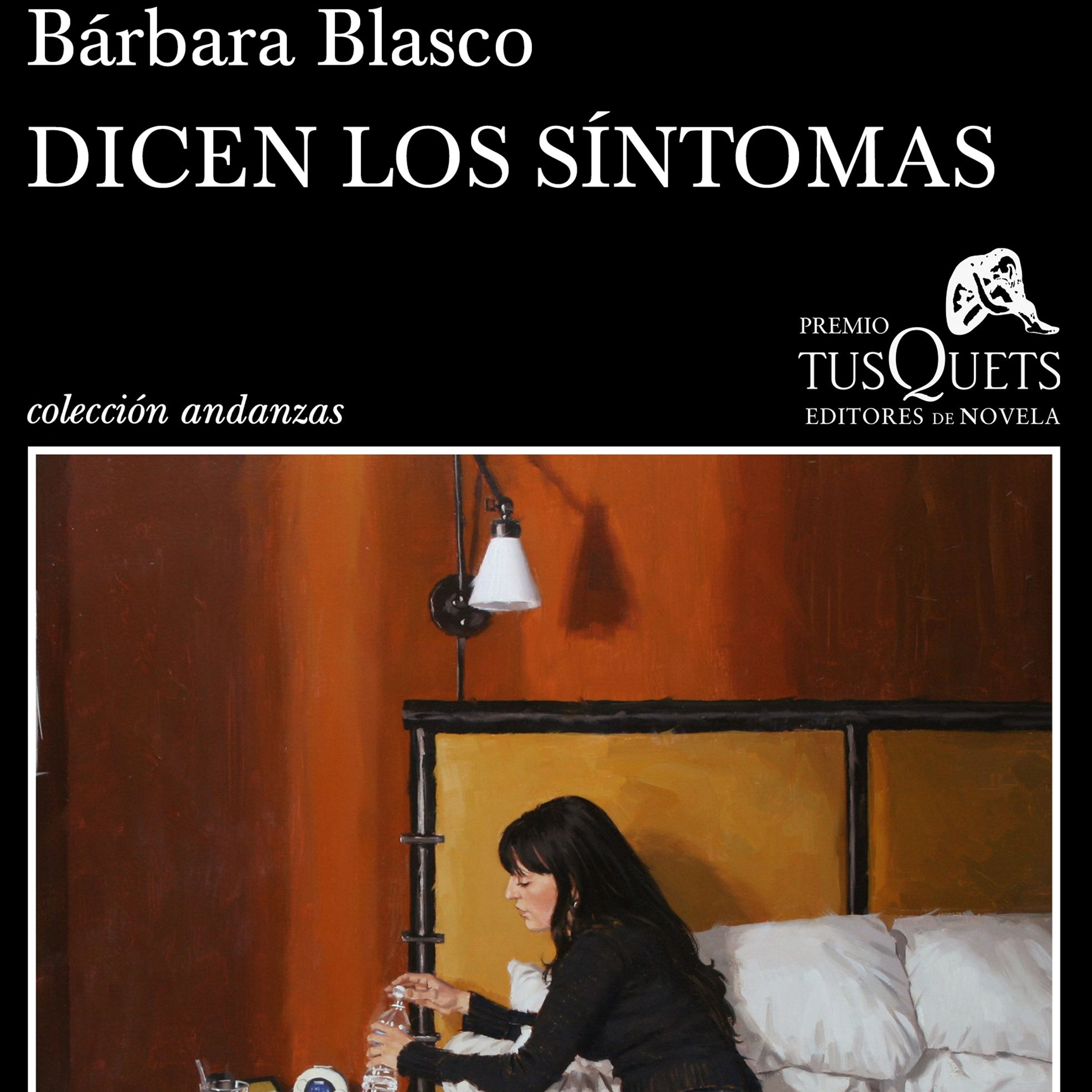 'Dicen lo síntomas', de Bárbara Blasco.