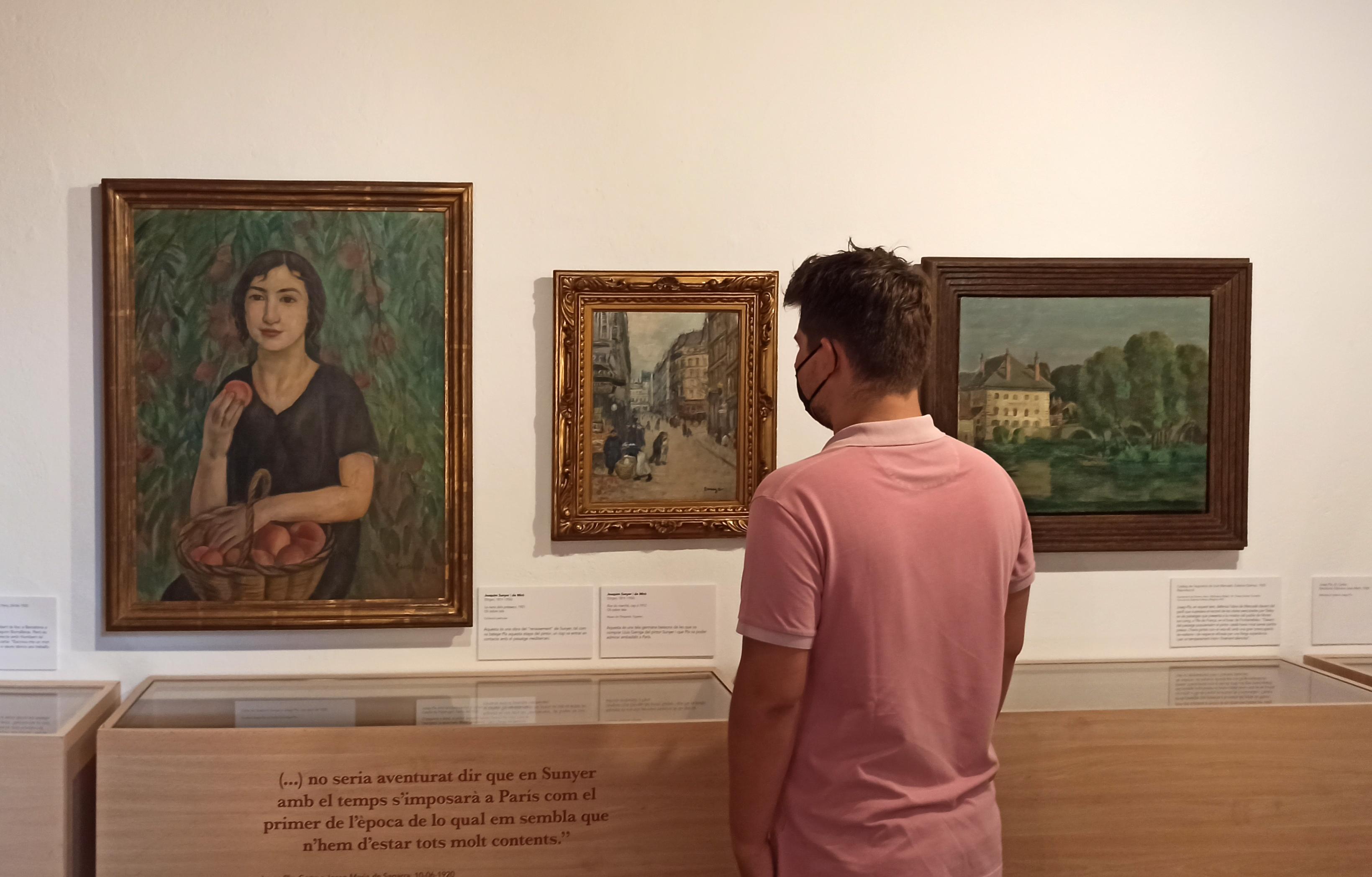 A Josep Pla no le gustaban Picasso ni Miró