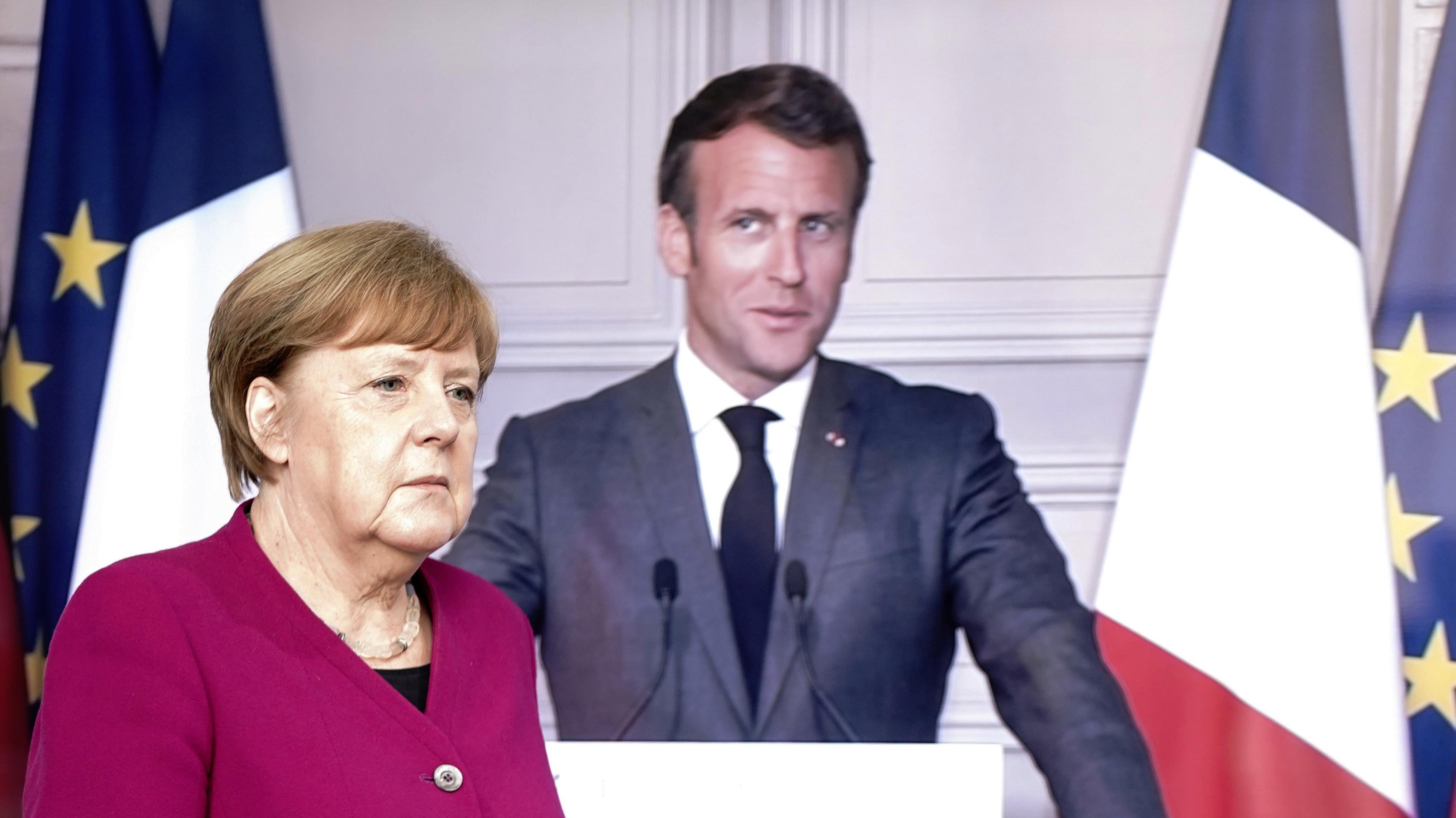 Merkel E Macron Anunciam Plano De Ajuda De 3 12 Trilhoes De Reais Para A Reconstrucao Da Europa Internacional El Pais Brasil