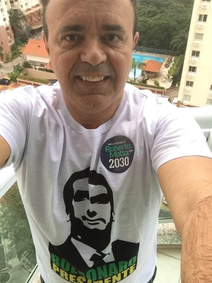 O procurador de Justiça do Rio de Janeiro Marcelo Rocha Monteiro.