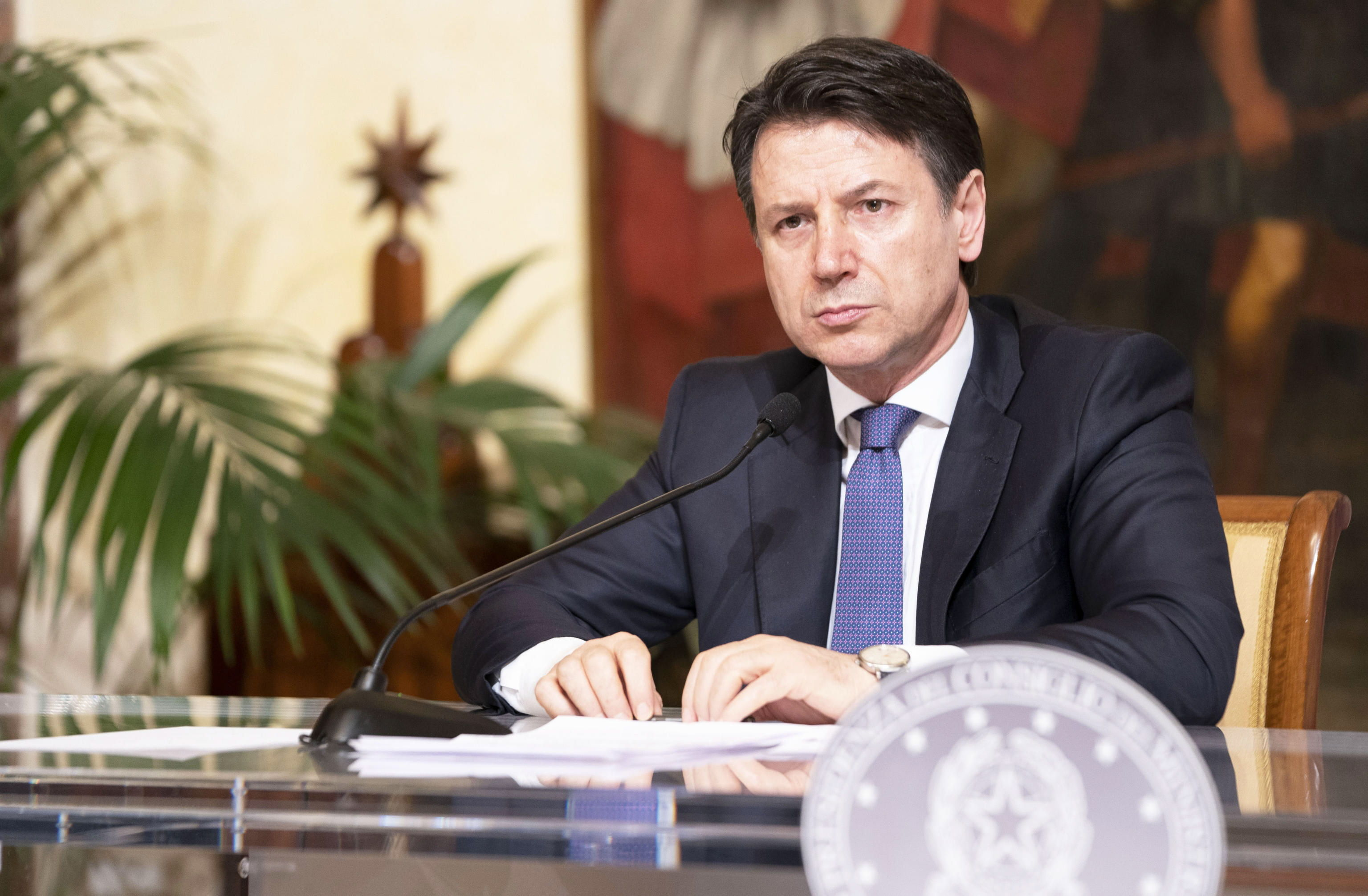 Coronavirus: Italia anuncia 400 millones de euros para ayudar a los  ciudadanos sin recursos a hacer la compra | Sociedad | EL PAÍS