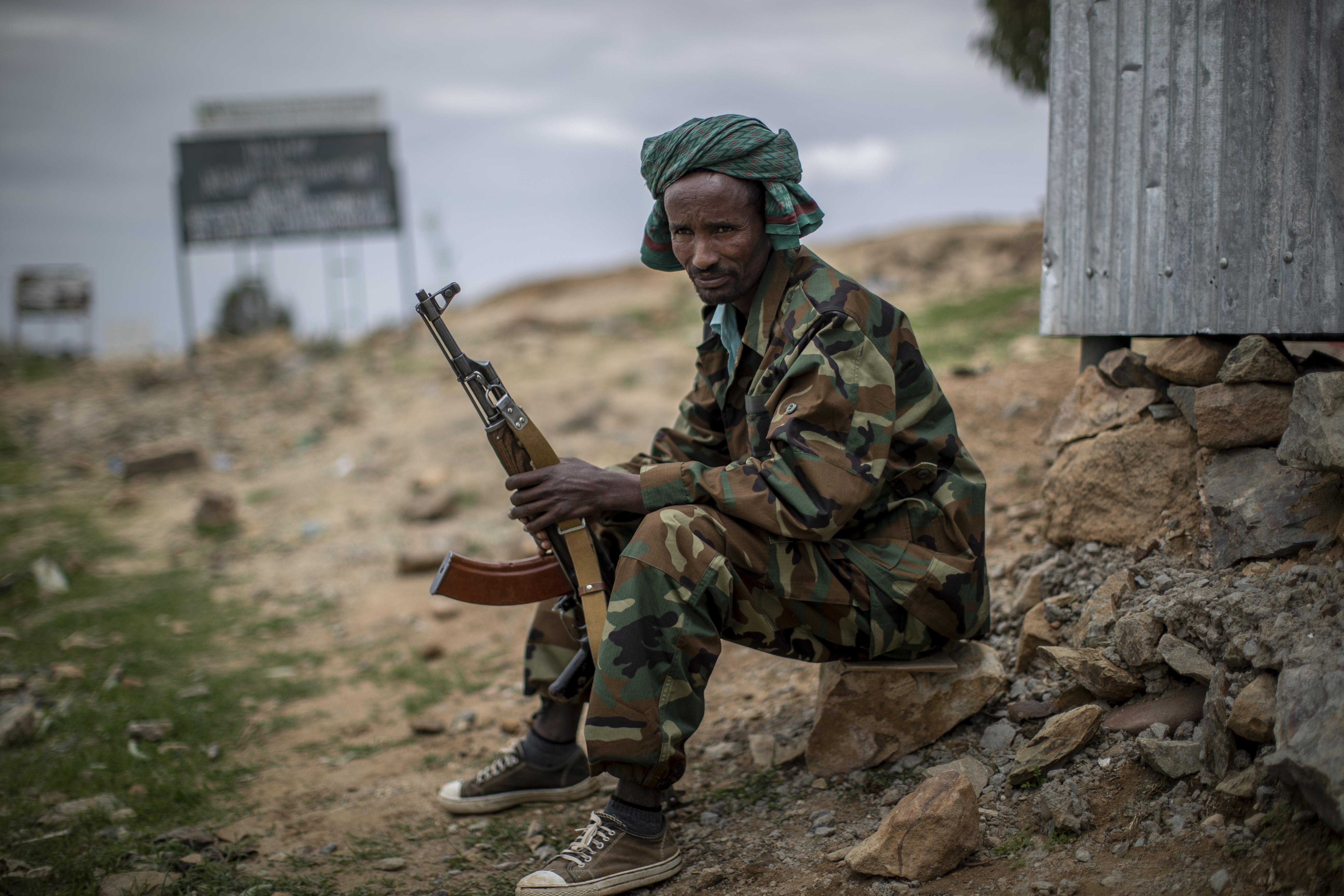 La guerra se recrudece en el norte de Etiopía