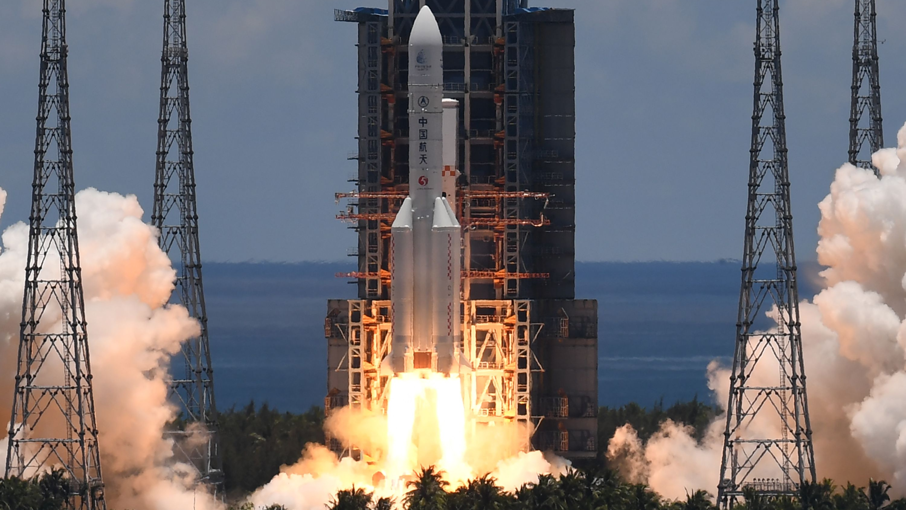 China says it landed a reusable spacecraft after a two-day flight