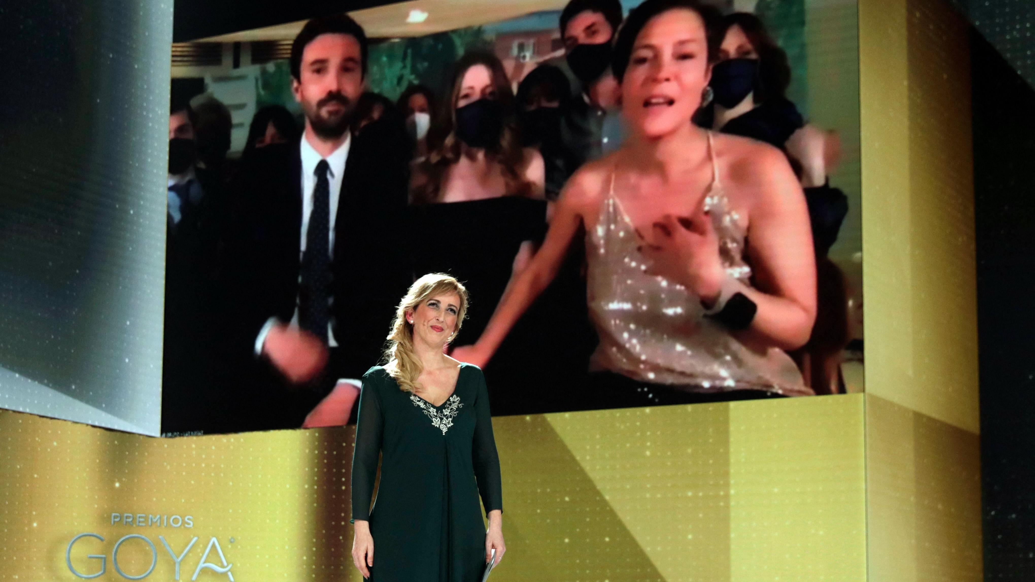 'Las niñas' se hacen grandes en los premios Goya 2021