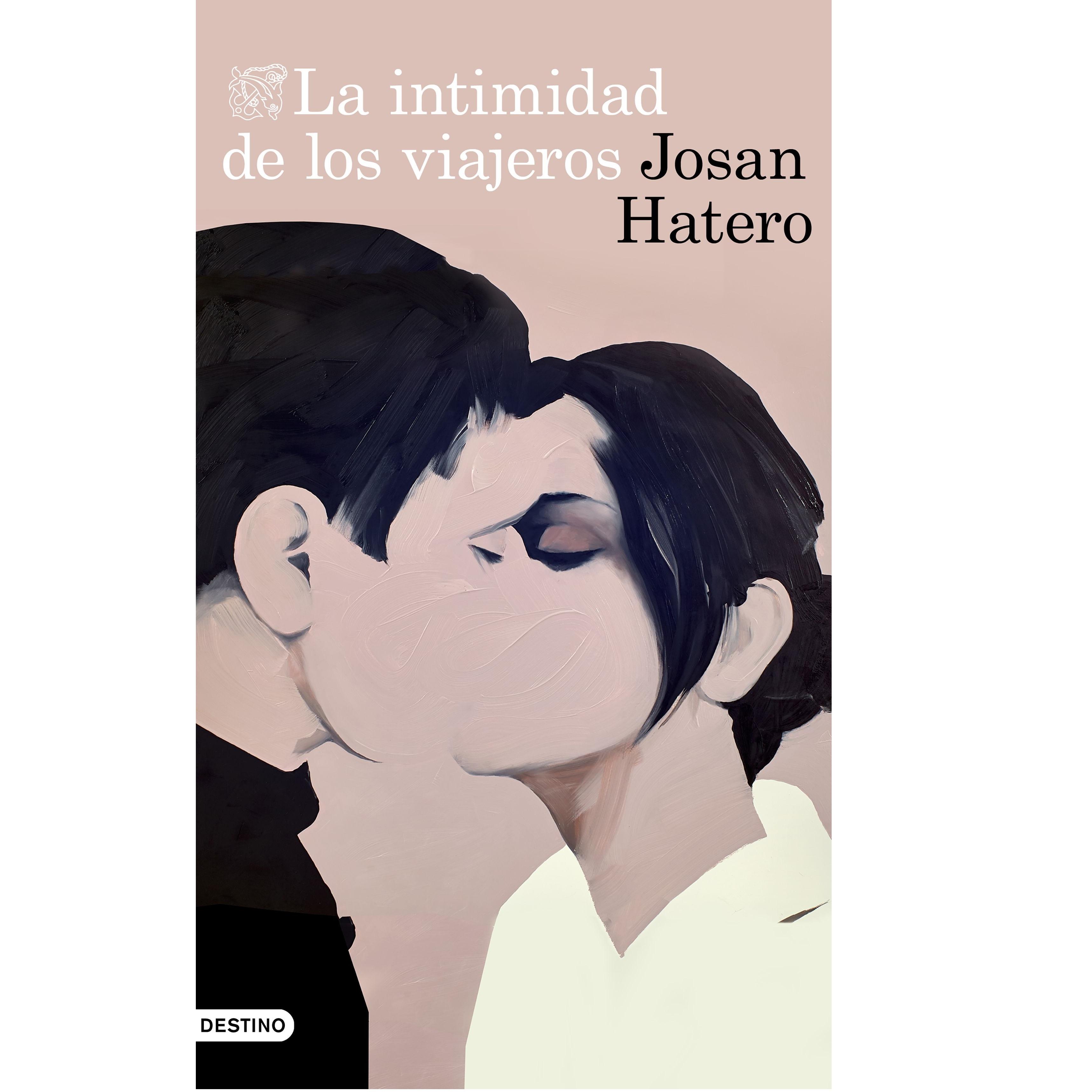 Portada de 'La intimidad de los viajeros', de Josan Hatero.