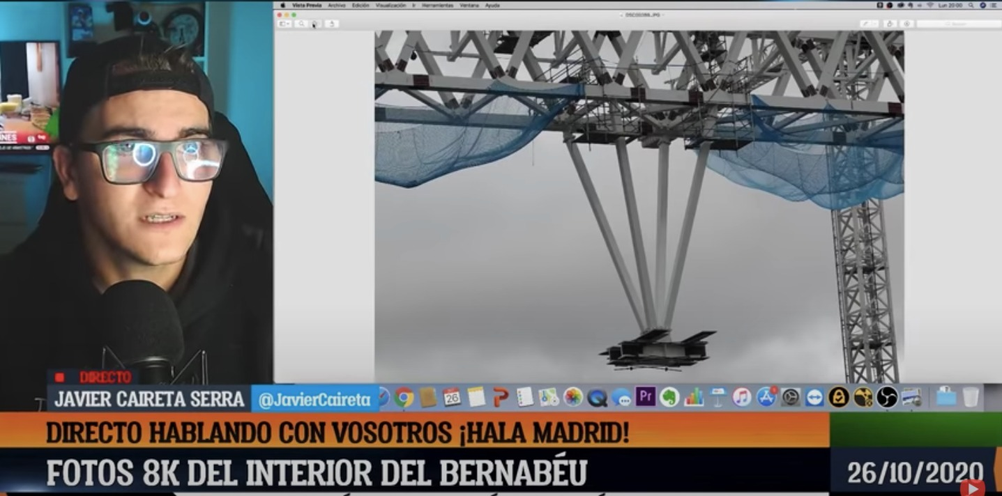 El inesperado acelerón de las obras del Bernabéu