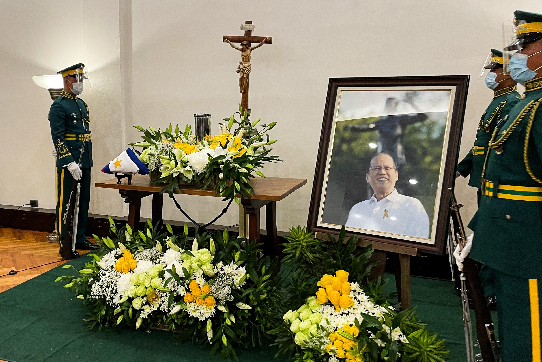 Muere Benigno Aquino, el presidente de Filipinas que desafió a Pekín en el mar del Sur de China