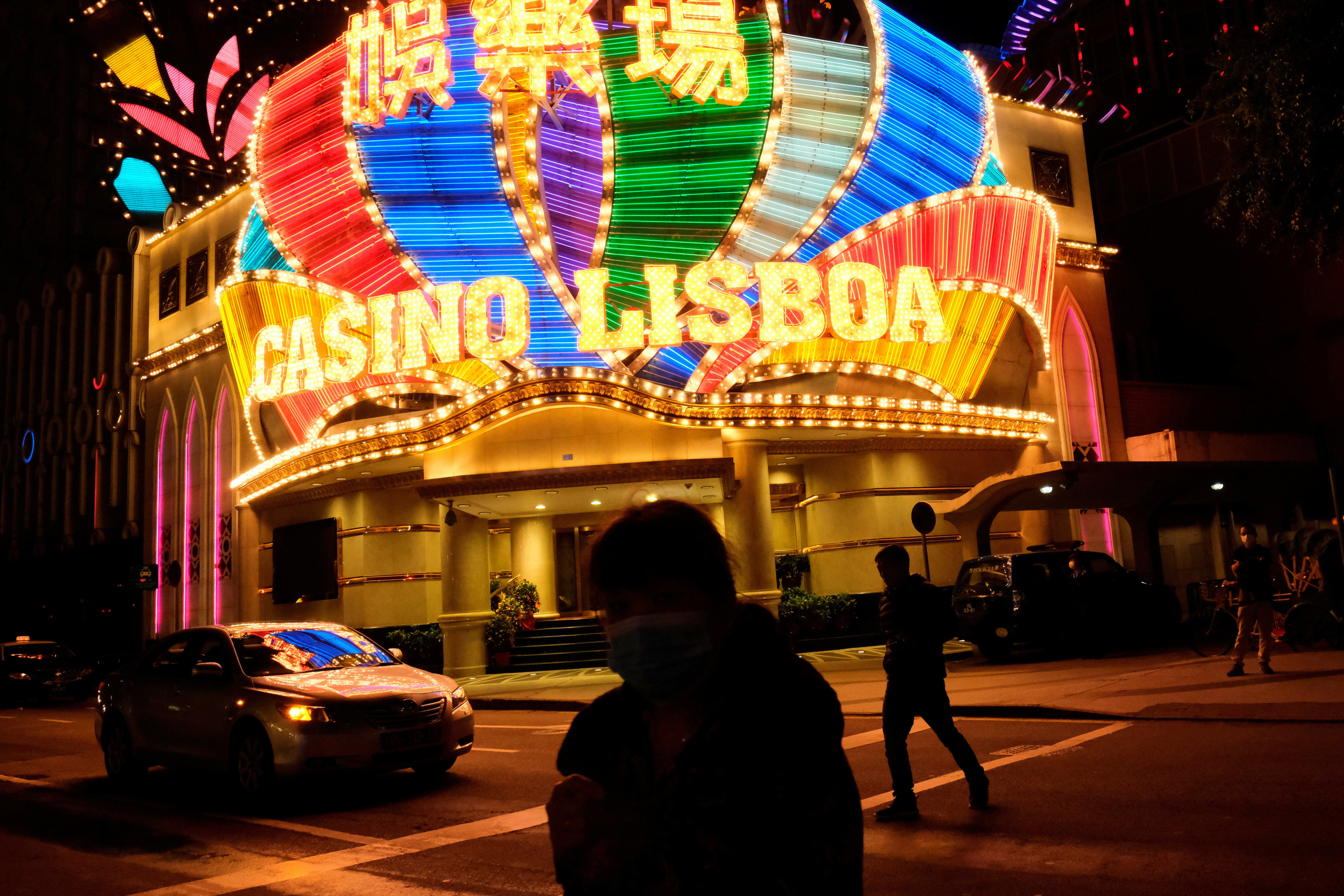 Pekín aprieta las tuercas a los casinos de Macao
