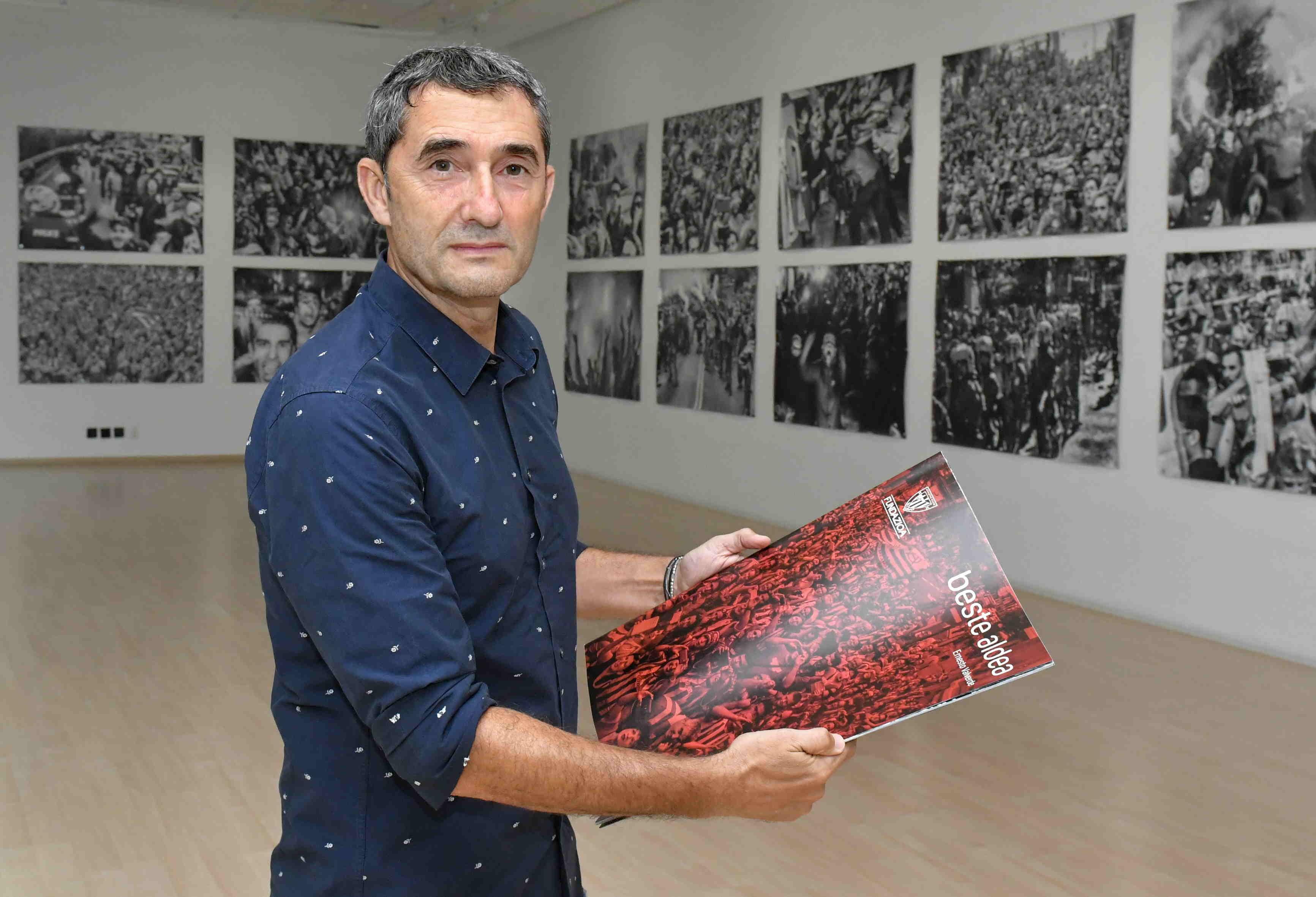 Ernesto Valverde, desde el otro lado