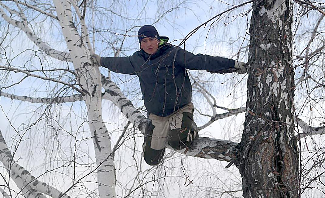 Encaramarse a un abedul en los bosques de Siberia para poder estudiar  'online' | Internacional | EL PAÍS