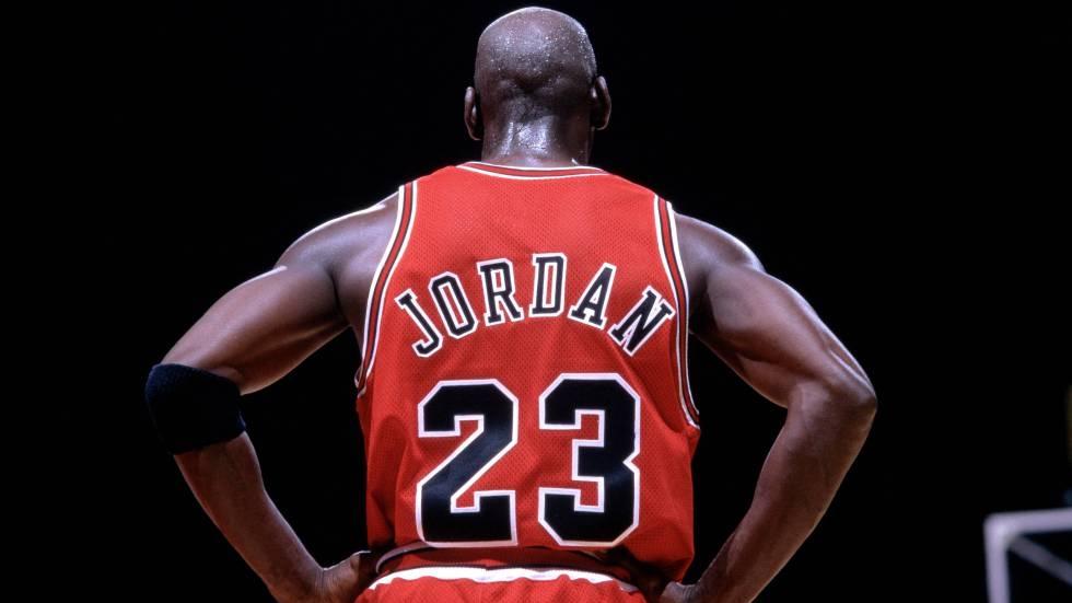 Método Leer presente  Michael Jordan en EL PAÍS