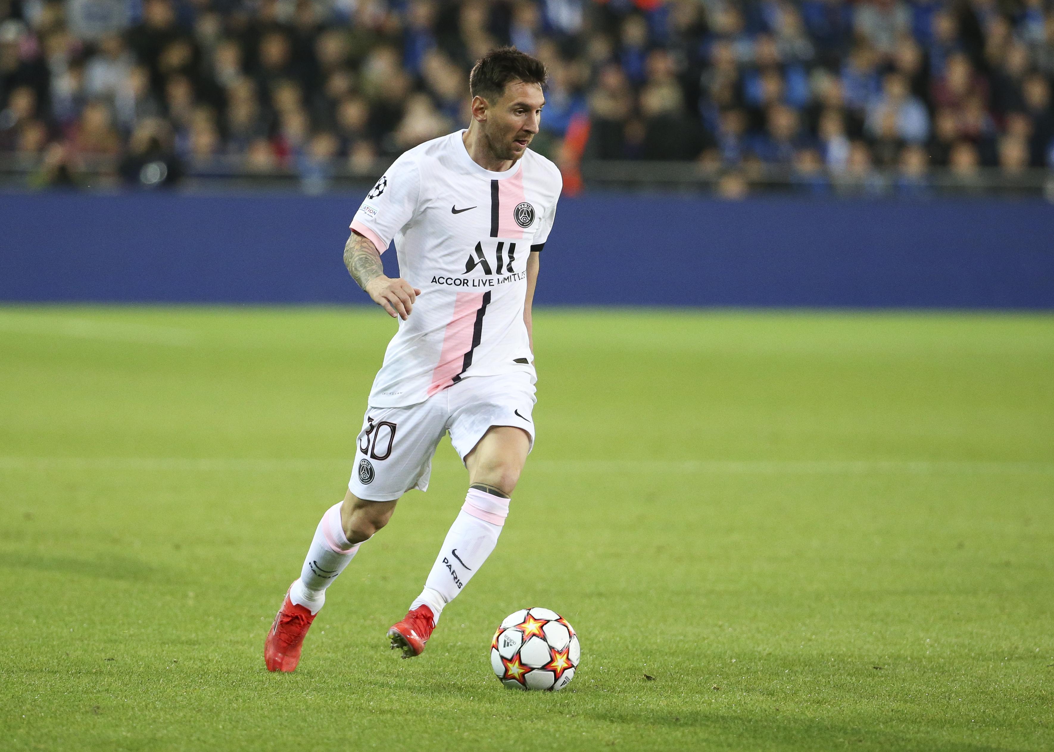 Según L'Équipe, Messi cobrará 110 millones de euros en el PSG