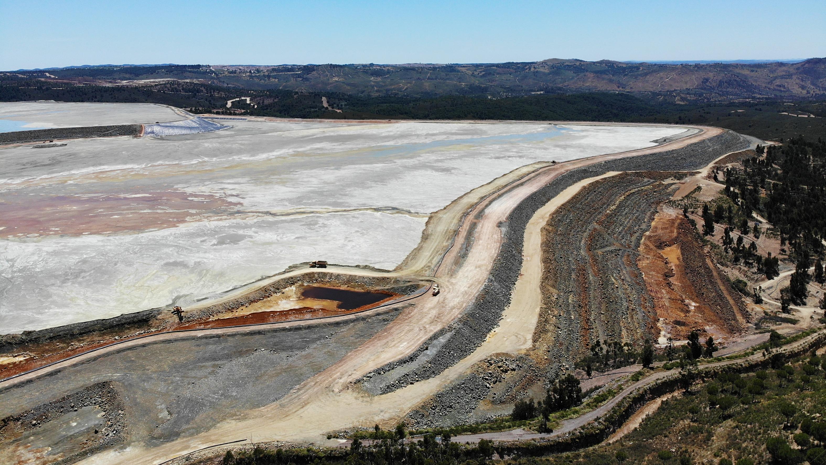 Balsas mineras de Riotinto: una amenaza con 30 veces más lodos tóxicos que el vertido de Aznalcóllar