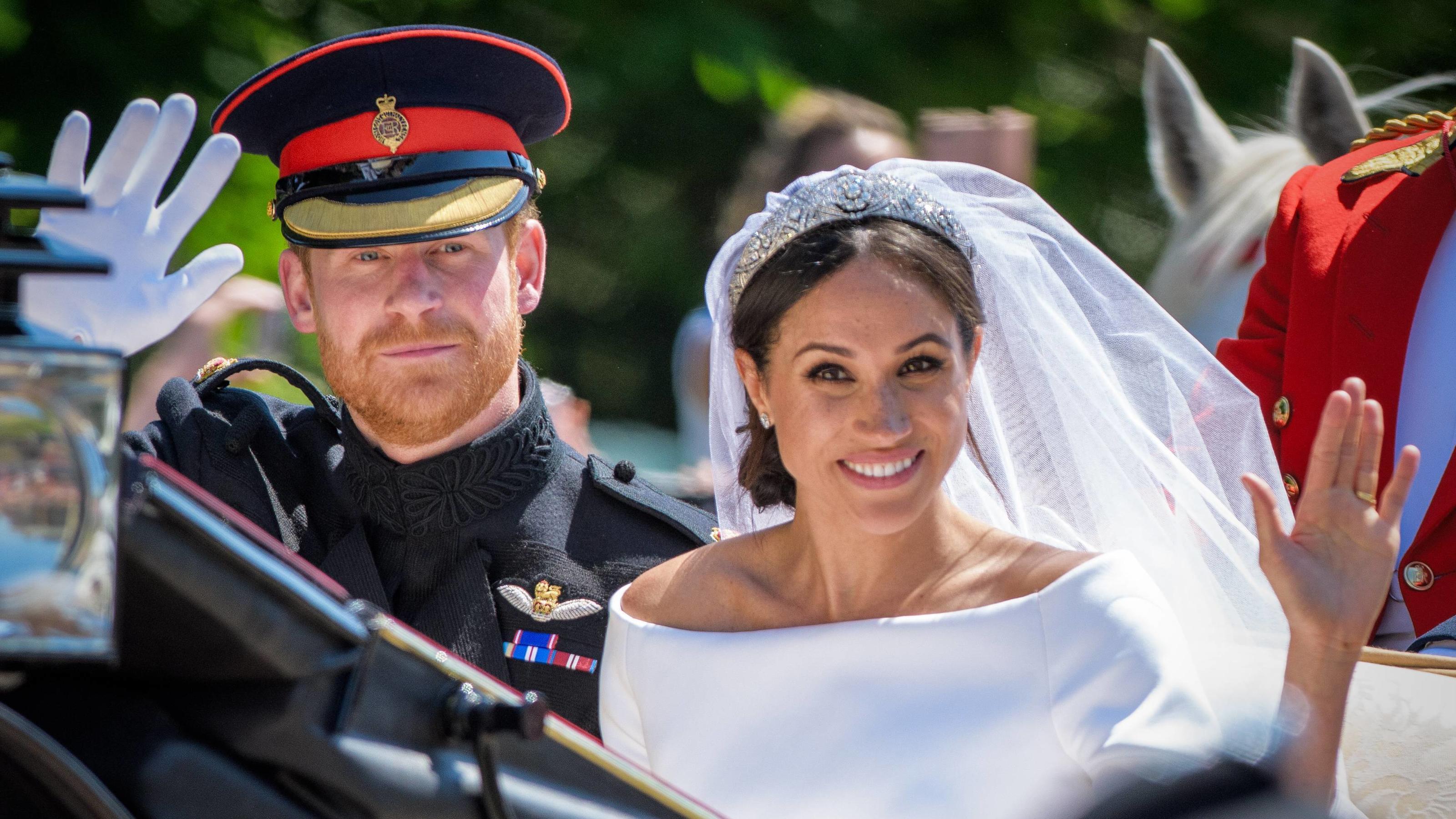 Prinz Harry und Herzogin Meghan: Geben sie bald ihr Hollywood-Debüt?