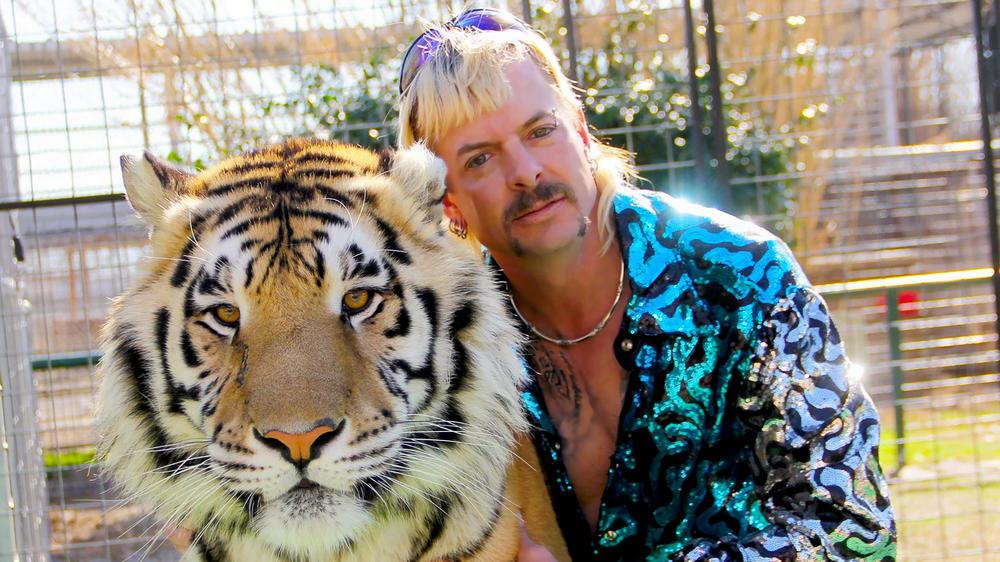 """Joe Exotic: Nun soll Joe Biden den """"Tiger King"""" begnadigen"""