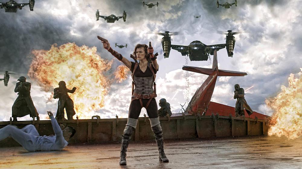 """Netflix sichert sich neue """"Resident Evil""""-Serie"""