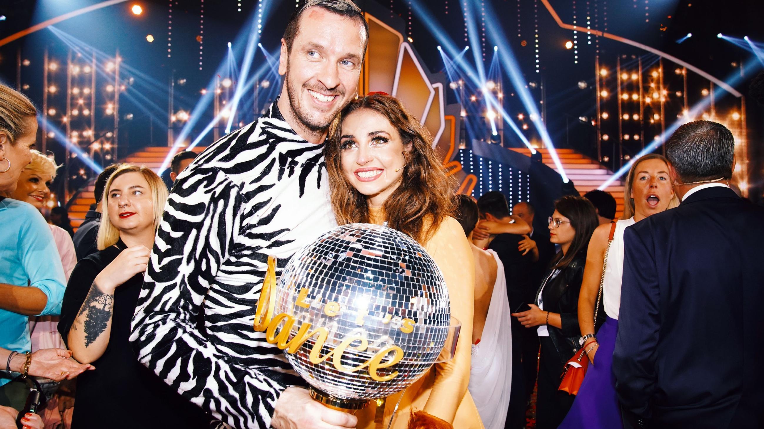 Let S Dance 2021 Das Machen Fruhere Sieger Wie Wayne Carpendale Maite Kelly Co Heute