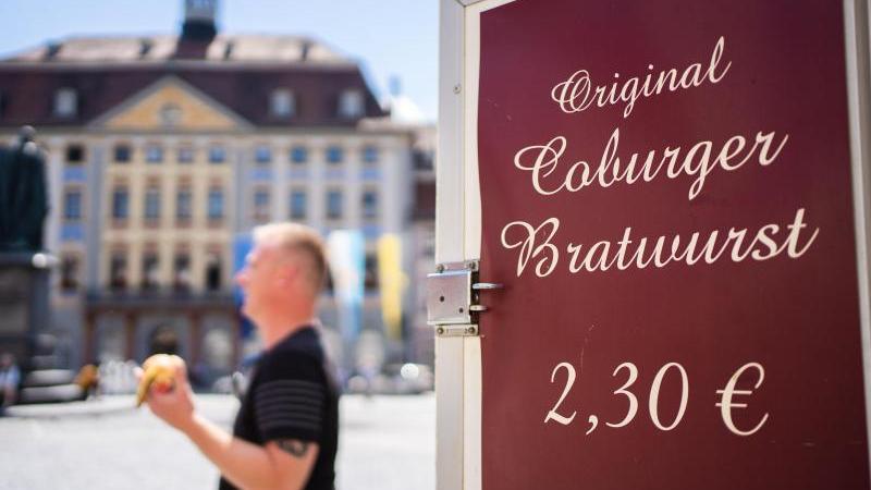 Tag der fränkischen Bratwurst: Franken feiern ihr Kulturgut