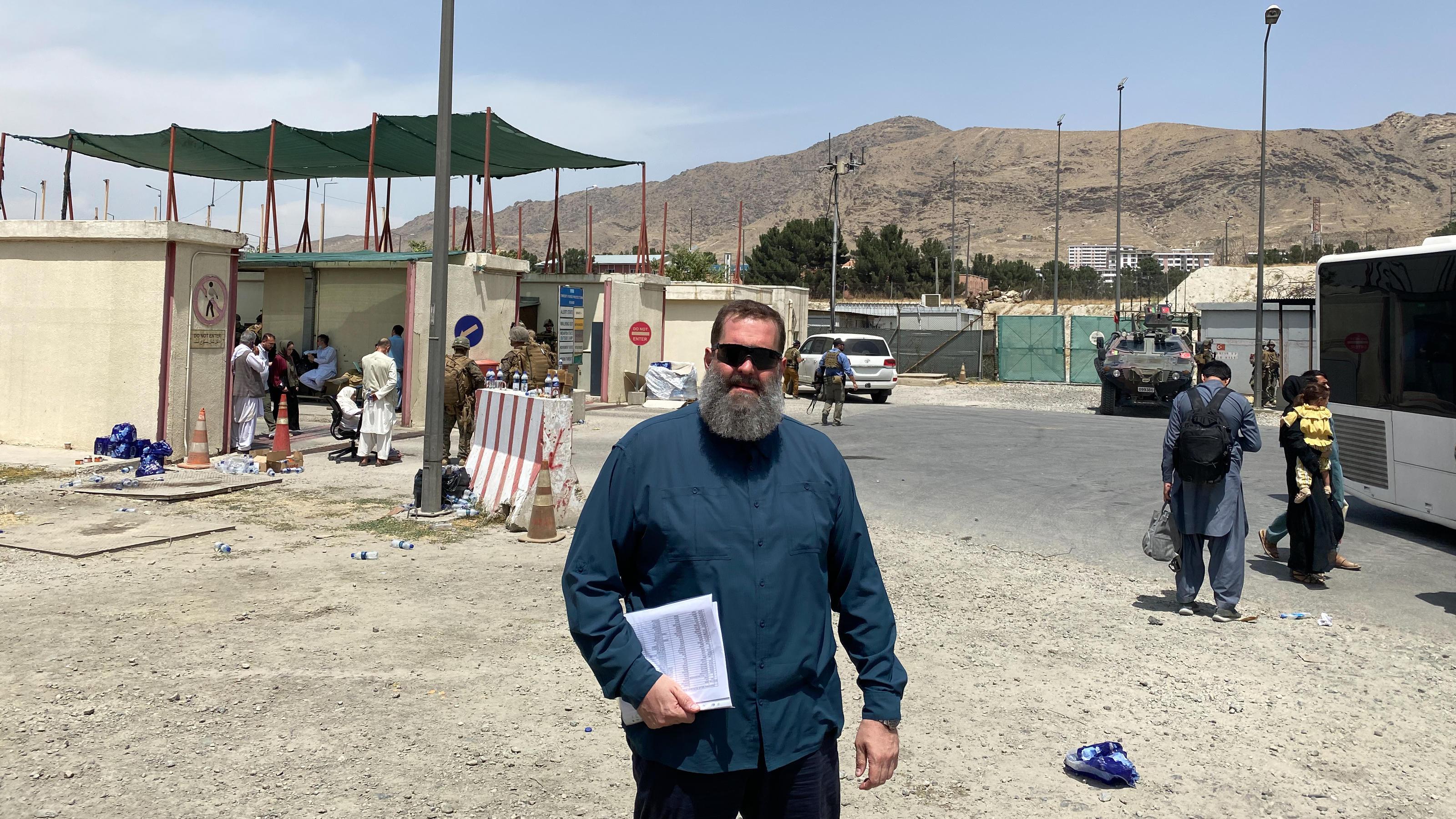 Als Taliban Kabul einnehmen: Deshalb entschied sich Christoph Klawitter, sich nicht evakuieren zu lassen