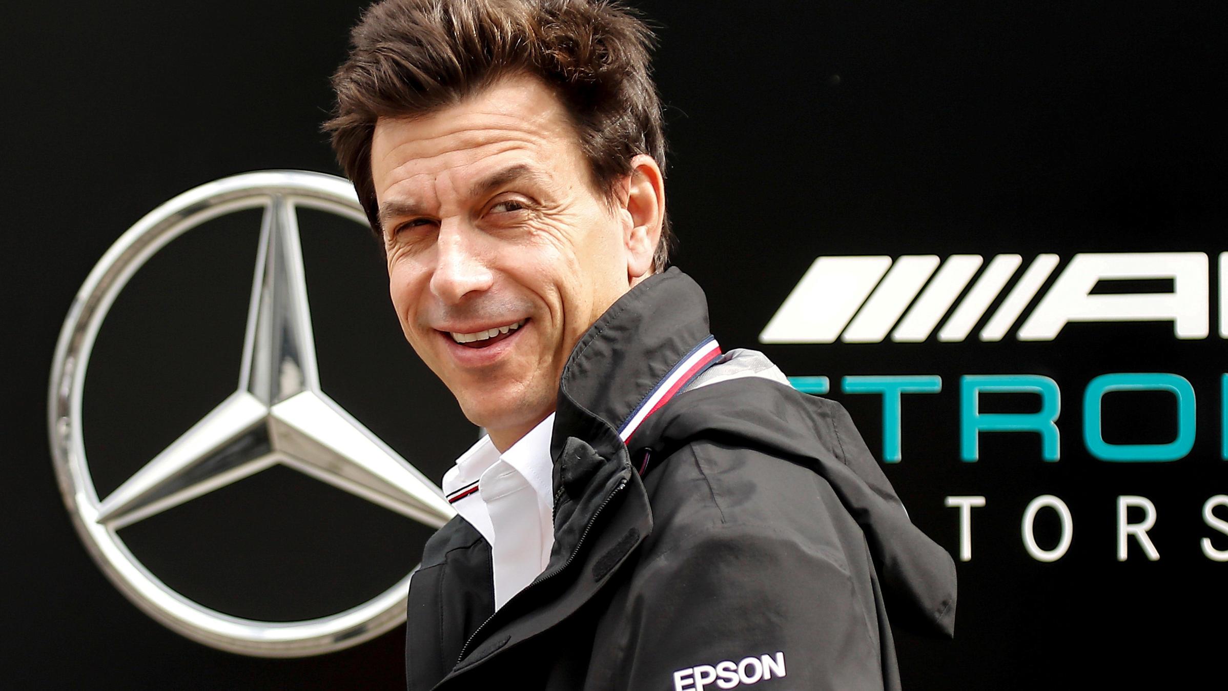 Bahnt sich ein Mercedes-Hammer in der Formel 1 an? Toto Wolff soll vor Rückzug als Teamchef stehen