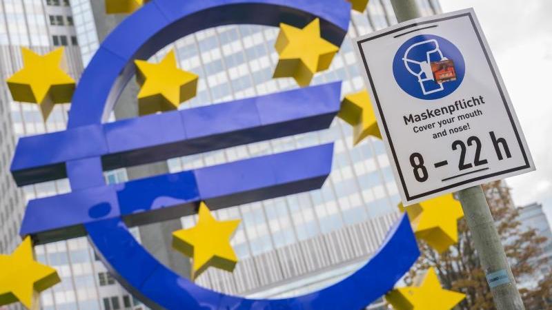 EZB bleibt in Corona-Krise in Alarmbereitschaft