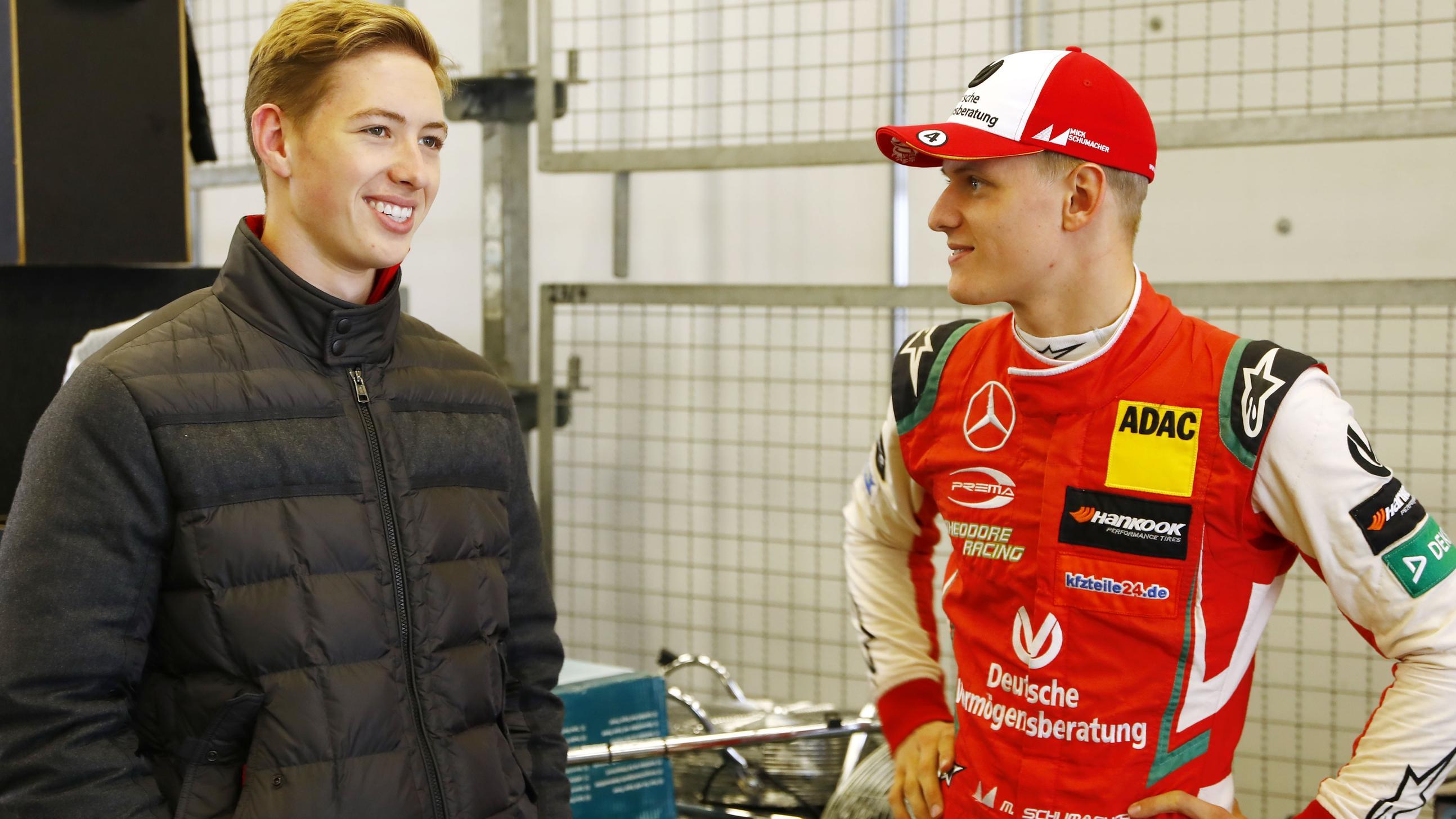 Formel Schumacher: David träumt von der Königsklasse