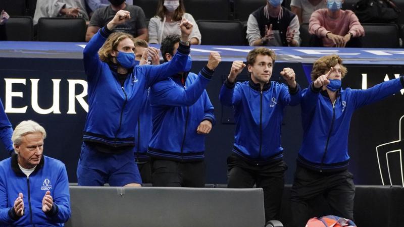 Zverev und Team Europa gewinnen souverän Laver Cup