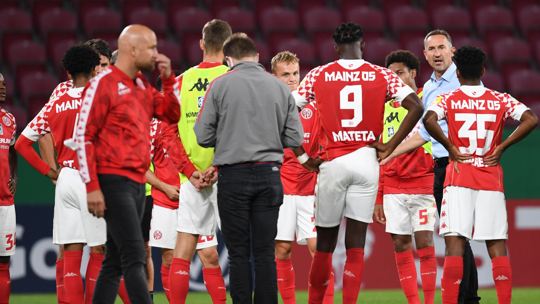 FSV Mainz: Rouven Schröder: Spieler werden wieder trainieren