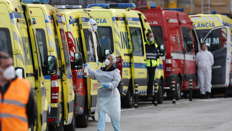 So heftig ist Europa gerade betroffen