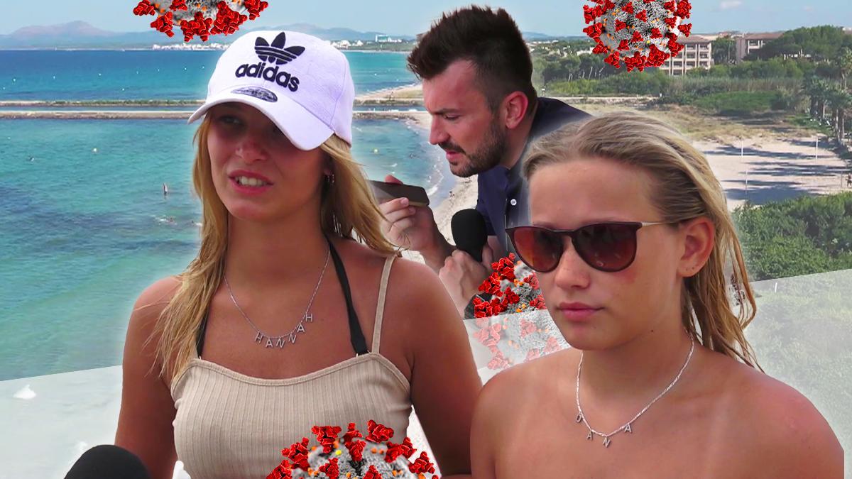Mitten im Mallorca-Urlaub: Was tun, wenn der Urlaubsort zum Hochinzidenzgebiet erklärt wird?