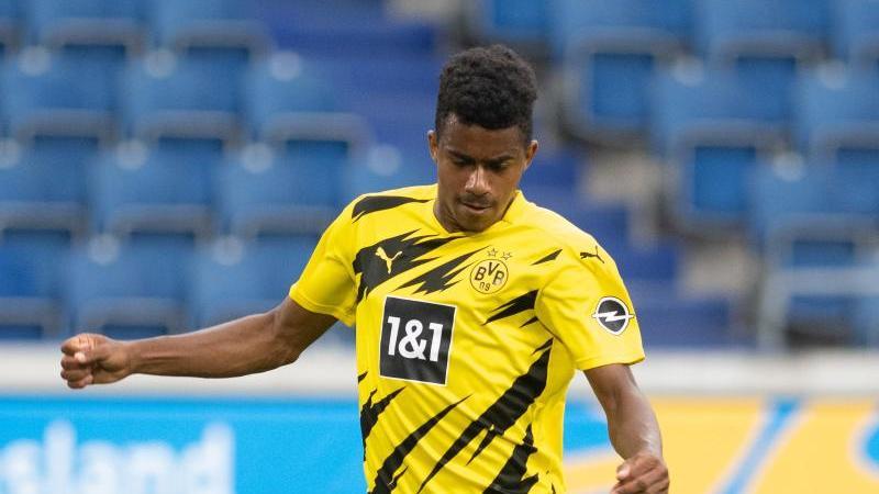 Neues Talent im BVB-Kader: Knauff erhält Vertrag bis 2023