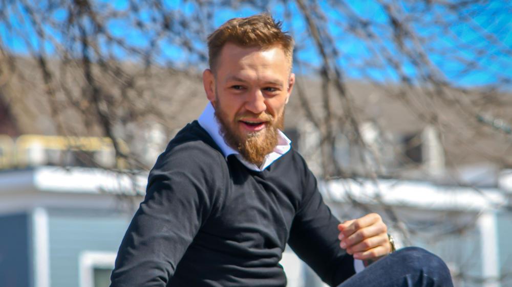 MMA-Star Conor McGregor ist wieder Vater geworden