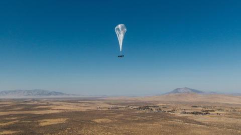 """""""Project Loon"""": Google lässt Internet-Ballons über Kenia fliegen"""