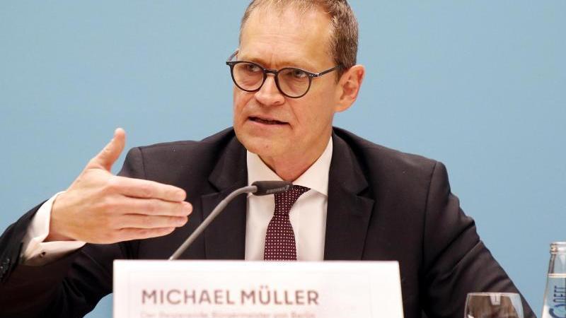 Müller: Die Freiheit muss gegen Angriffe geschützt werden