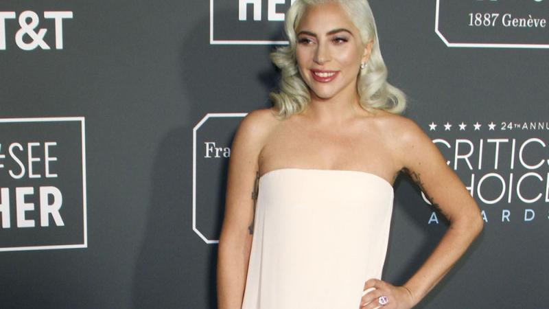 Lady Gaga: Sir Elton John gibt ihr Halt