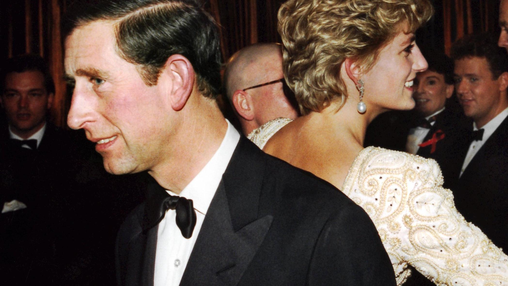 Prinz Charles und Diana: Vor der Hochzeit sahen sie sich nur 13 Mal!