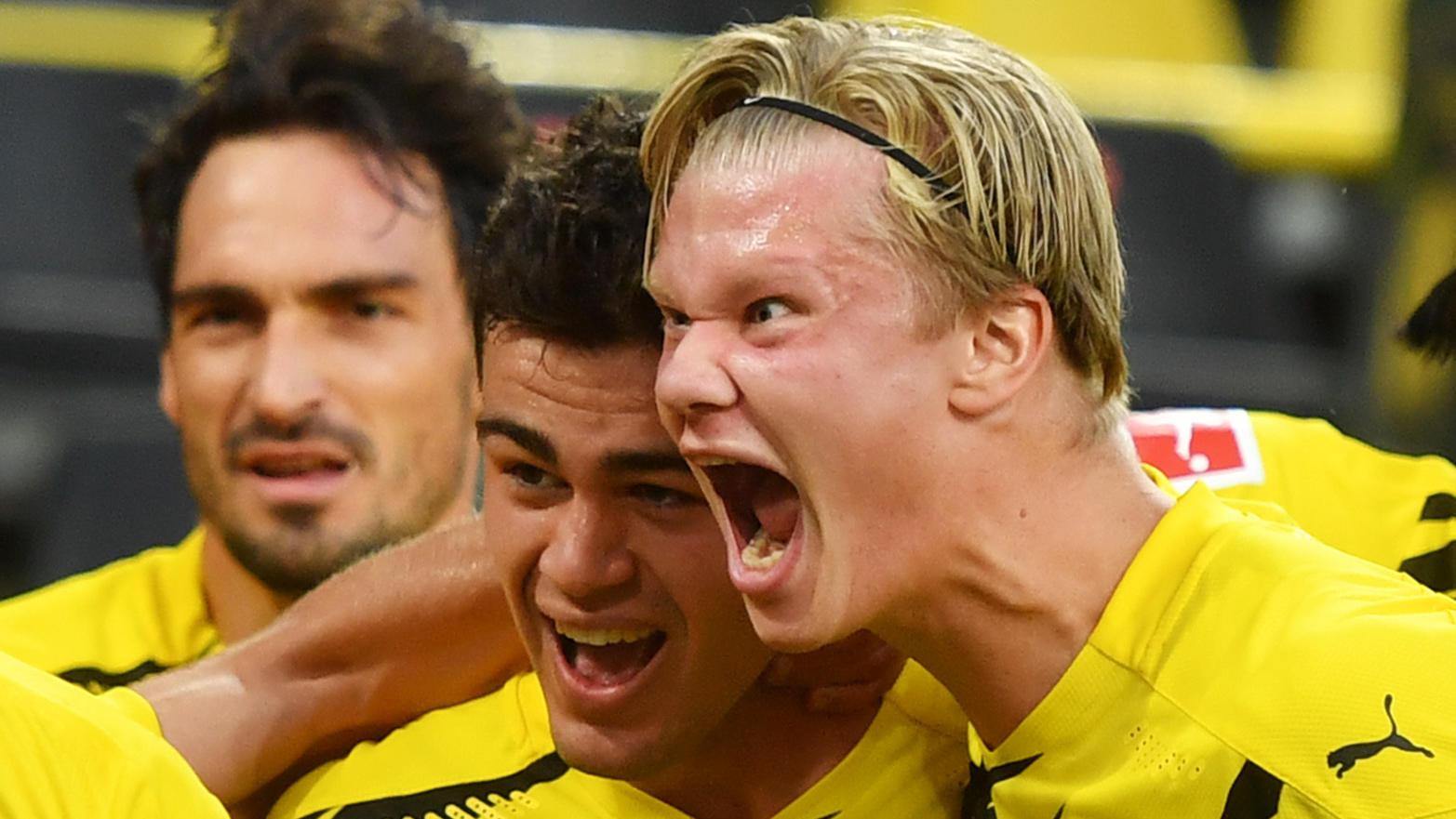 Borussia Dortmund - Borussia Mönchengladbach: BVB zähmt die Fohlenelf