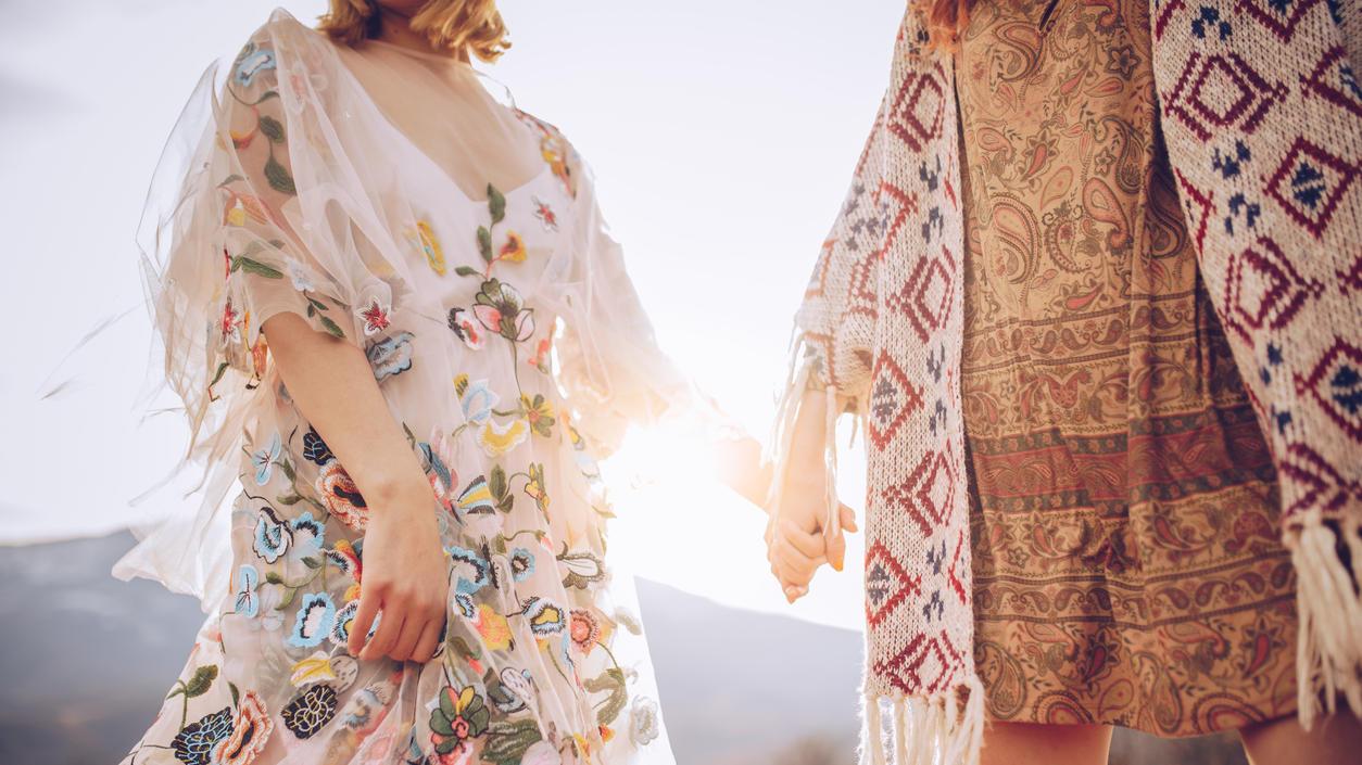 Mit diesen 3 Tipps kann jede Frau den Boho-Trend umsetzen