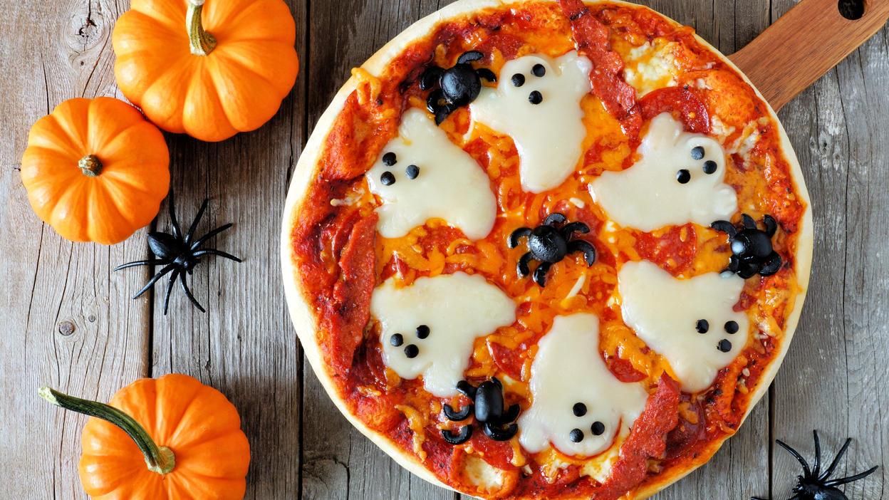 Rezepte für vier schaurig-schöne Halloween-Snacks für Kinder